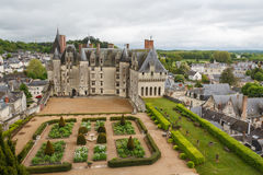 Castle of Langeais Royalty Free Stock Image