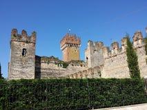 Castle of Lazise Royalty Free Stock Photo