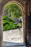 Castle of Le Barroux Royalty Free Stock Photos