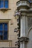 Castle Lednice στη Μοραβία Στοκ Εικόνες