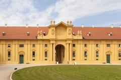 Castle Lednice. Czech Republic. Royalty Free Stock Photos