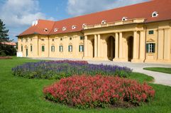 Castle Lednice, Czech republic Stock Photo