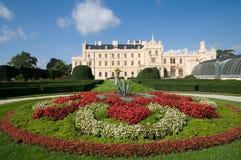 Castle Lednice, Czech republic Royalty Free Stock Photos