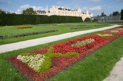 Castle Lednice, Czech republic Royalty Free Stock Image
