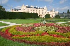 Castle Lednice, Czech republic Stock Image