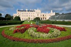 Castle Lednice, Czech republic Stock Images