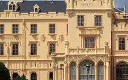 Castle Lednice stock images