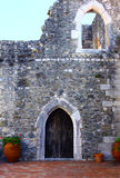 Castle, Leiria, Portugal. Castle of Leiria, Leiria, Portugal Royalty Free Stock Image