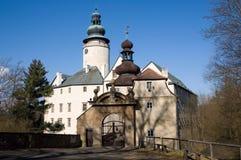 Castle Lemberk, Czech republic Royalty Free Stock Photography