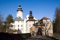 Castle Lemberk, Czech republic Royalty Free Stock Photos