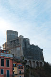 Castle of Lerici Royalty Free Stock Image