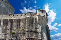 Castle of Lerici - Liguria Italy Royalty Free Stock Photography