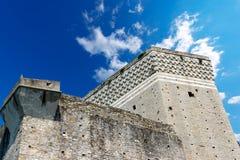 Castle of Lerici - Liguria Italy Royalty Free Stock Photos