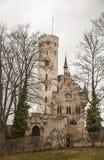 Castle Lichtenstein, Γερμανία Στοκ Εικόνες