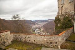 Castle Lichtenstein, Γερμανία Στοκ φωτογραφίες με δικαίωμα ελεύθερης χρήσης