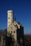 Castle Lichtenstein #1 Stock Image
