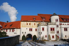 Castle liebenstein Royalty Free Stock Images
