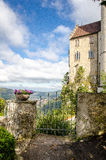 Castle Liechtenstein Stock Image
