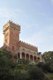 Castle in Liguria Stock Image