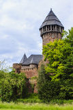 Castle Linn, Krefeld. Royalty Free Stock Image