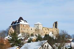 Castle Lipnice Stock Photography