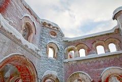 castle lithuania picture ruins taken trakai Στοκ φωτογραφίες με δικαίωμα ελεύθερης χρήσης
