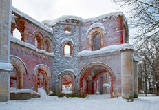 castle lithuania picture ruins taken trakai Στοκ Εικόνες