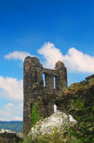 castle lithuania picture ruins taken trakai Στοκ φωτογραφία με δικαίωμα ελεύθερης χρήσης
