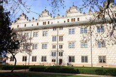 Castle Litomysl, Czech republic Royalty Free Stock Photo