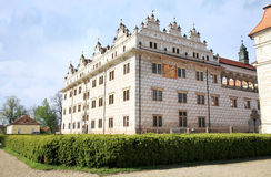 Castle Litomysl, Czech republic Stock Images