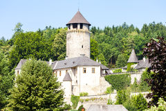 Castle of Litschau Royalty Free Stock Image