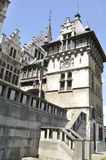 Castle located in the town of Antwerp, Belgium Royalty Free Stock Photo