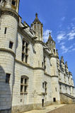 Castle of Loches in Indre et Loire Royalty Free Stock Image