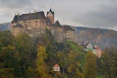 Castle of Loket Royalty Free Stock Photo