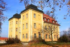 Castle Lomnica Stock Image