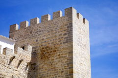 Castle of Loule, Portugal Stock Photos