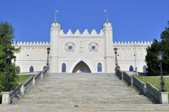 Castle of Lublin in Poland. Royalty Free Stock Images