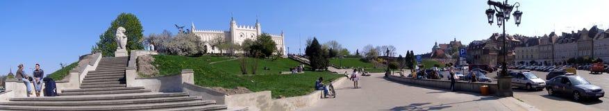 Castle, Lublin, Poland Stock Photos