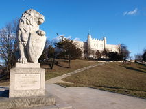 Castle, Lublin, Poland Royalty Free Stock Photography