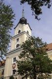 Castle of Rzeszow. Stock Images