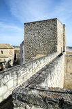 Castle of lucena Royalty Free Stock Photo