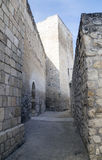 Castle of lucena Stock Photo