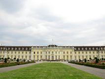 The castle of Ludwigsburg Stock Photography