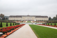 The castle of Ludwigsburg Stock Images