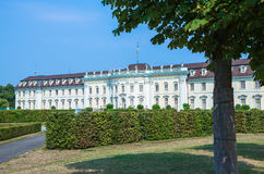 Castle ludwigsburg. In Stuttgart Germany Royalty Free Stock Images