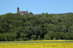 Castle Ludwigstein in Germany Stock Image