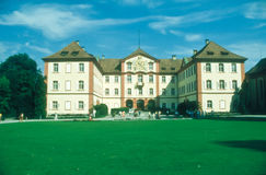 Castle on Mainau Island Royalty Free Stock Photos