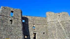 Castle malaspina-doria Stock Image