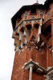 The castle in Malbork Royalty Free Stock Photography