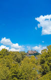 Castle of Marburg Royalty Free Stock Image